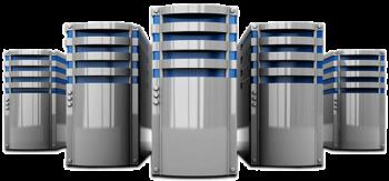 alojamiento hosting, en servidores