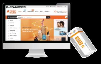 Pack Tiend Online y Seo