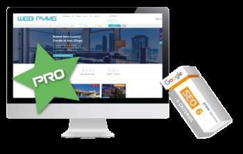 Diseño de página Web y posicionamiento Seo