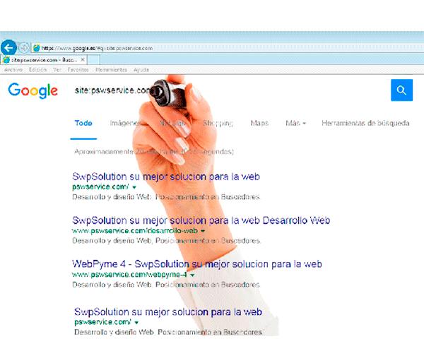 seo posicionamiento web