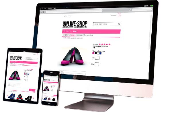 Página web con tienda on line WooCommerce