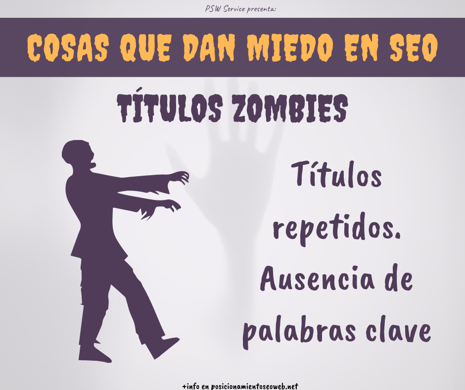 titulos zombies
